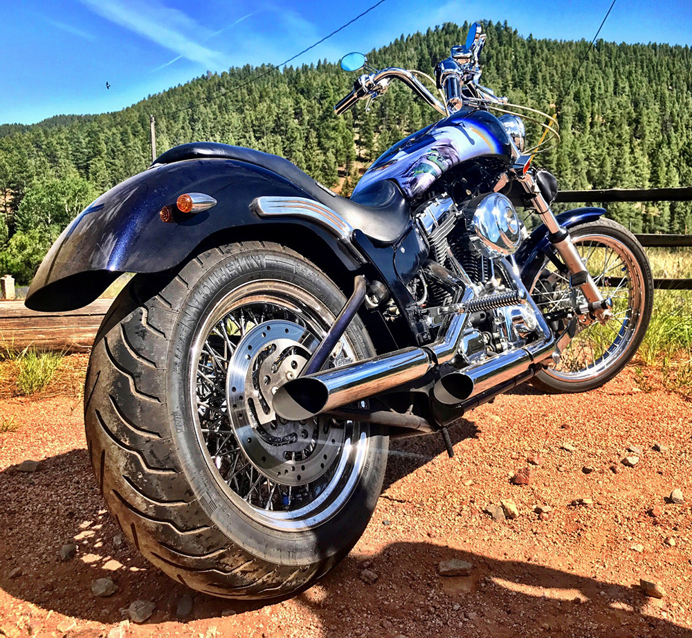 échappement Harley Davidson