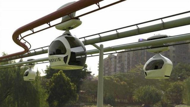 Les transports publics du futur
