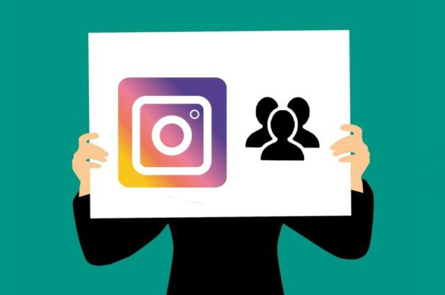 Entreprise sur Instagram
