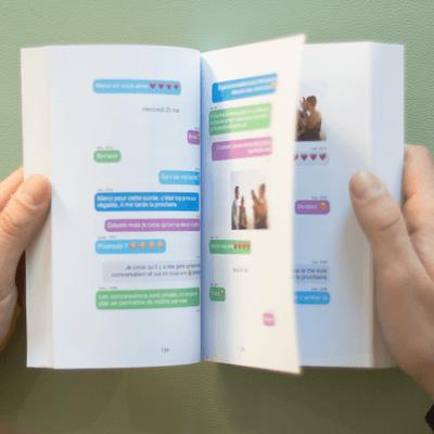 Imprimer vos messages