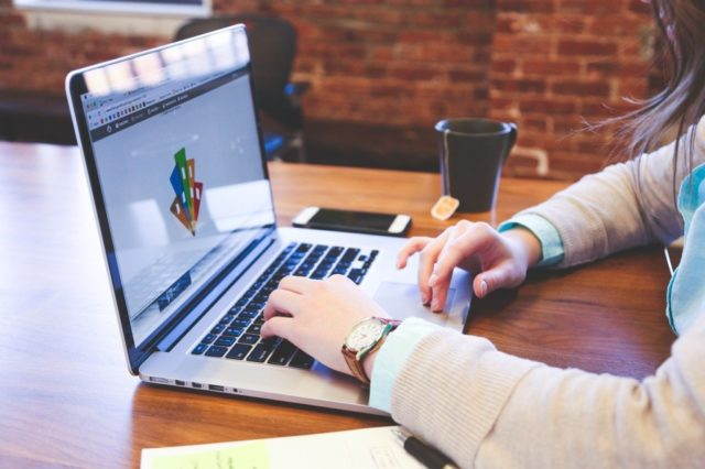 activité en ligne