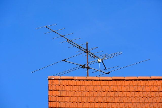 antenne TNT