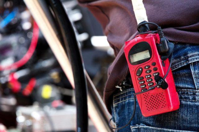 autonomie talkie walkie