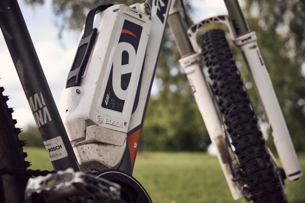 batterie électrique de vélo