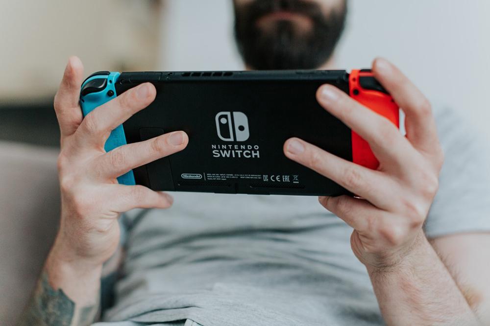 commutateur Nintendo Switch