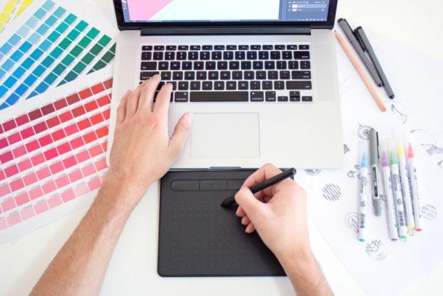 créer des logos de site web
