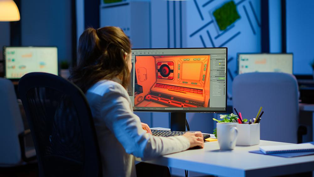 études game designer