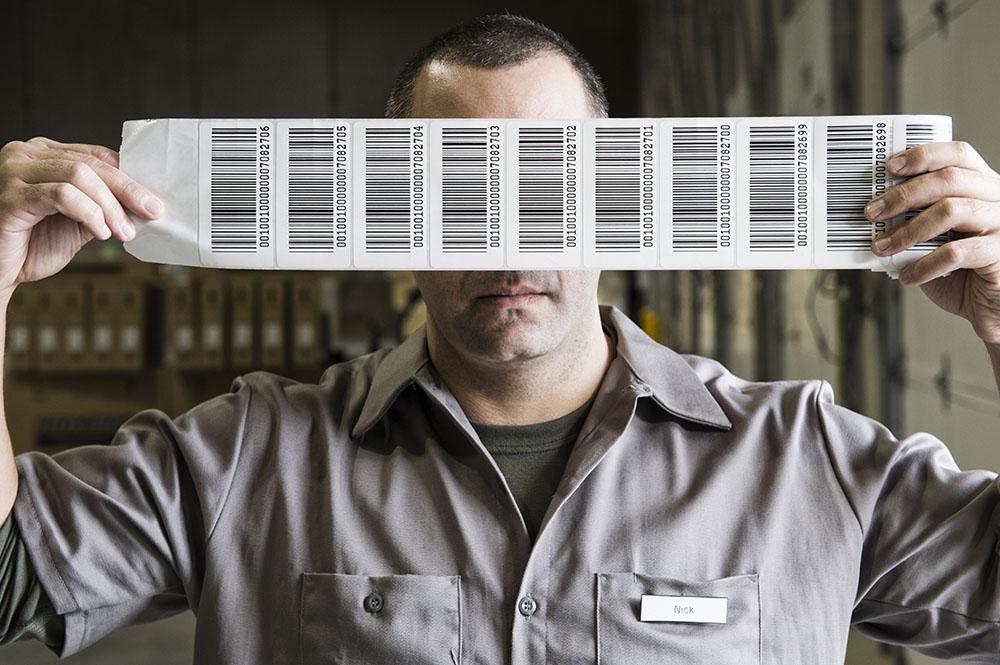 fonctionnement codes-barres