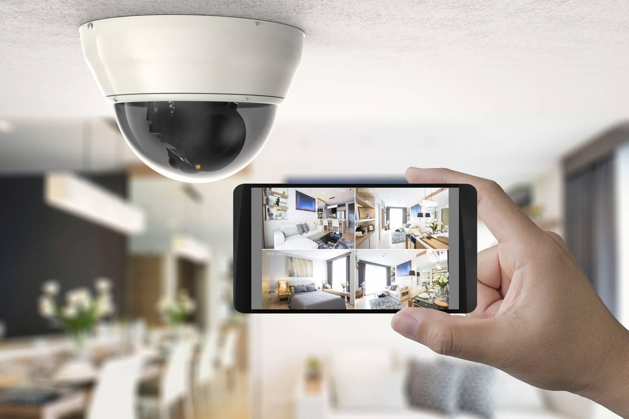 caméra de surveillance HD