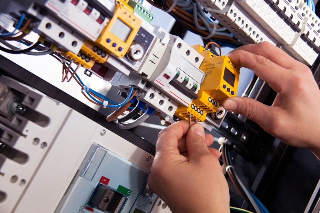 installation électrique de maison