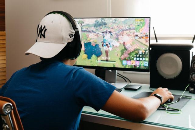 jeux en ligne et pandémie