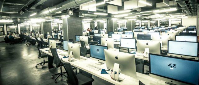nouvelles écoles informatique