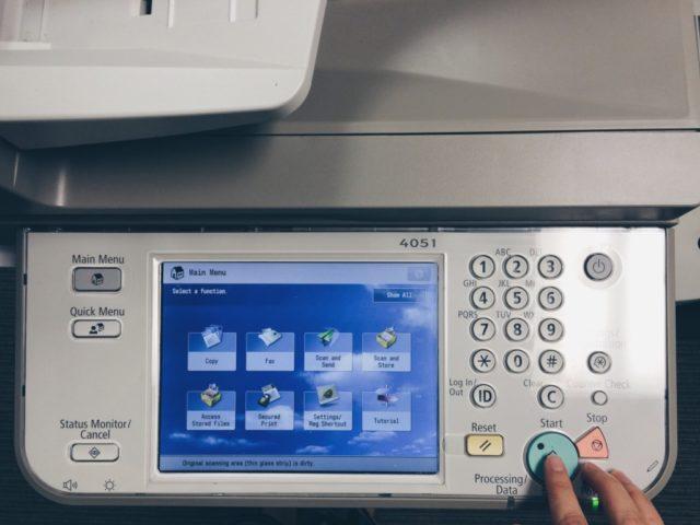 imprimante wifi
