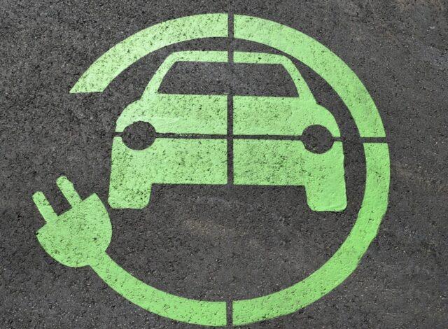 recharge pour voiture électrique