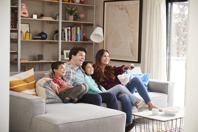 télévision et vie quotidienne