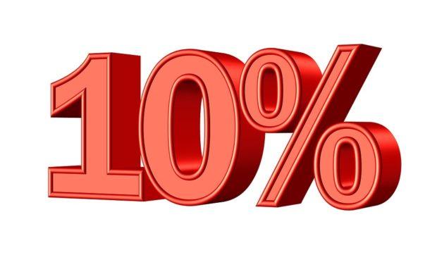 Dix, 10, Percent, Statistique, L'Argent, Inscrivez Vous