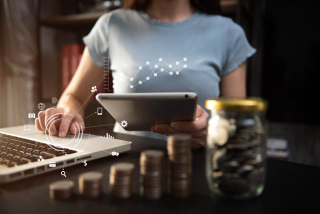 transactions numériques