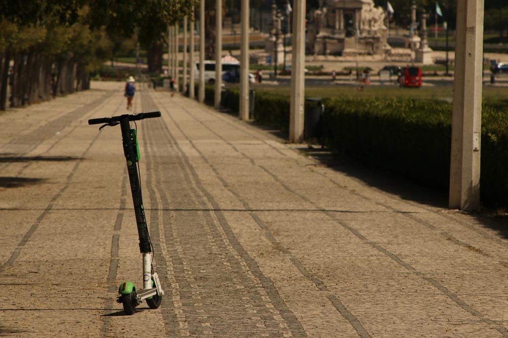 trotinette mobilité verte