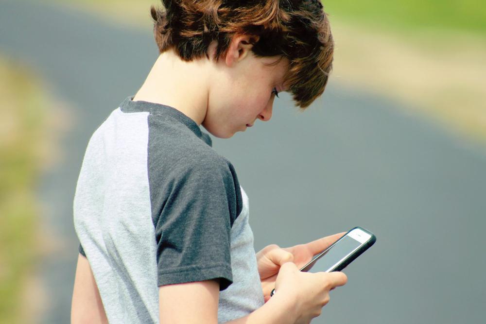 utilisation smartphone