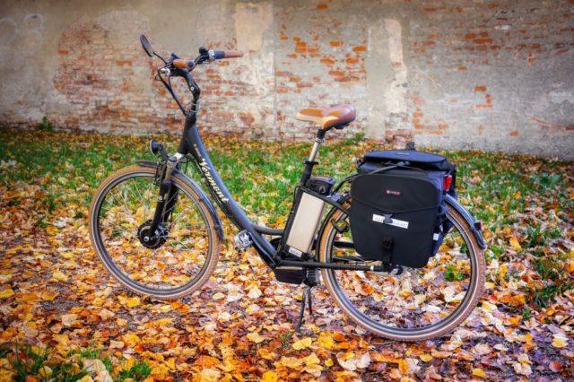 vélo batterie