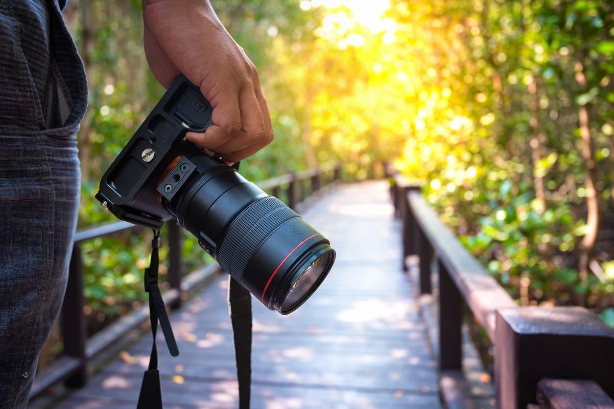 charger ses photos depuis son appareil numérique avec un lecteur de carte SD