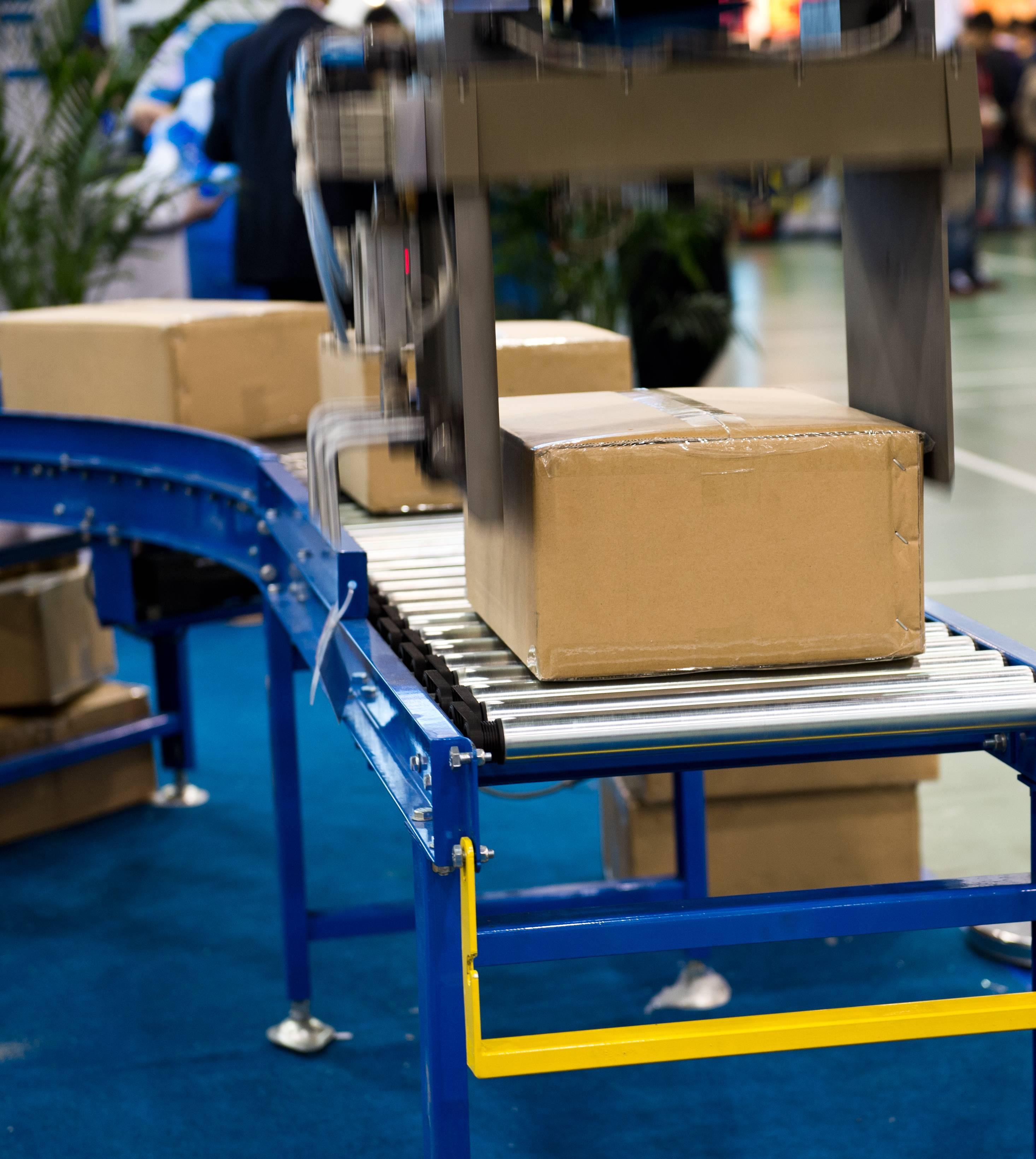 machines logistiques