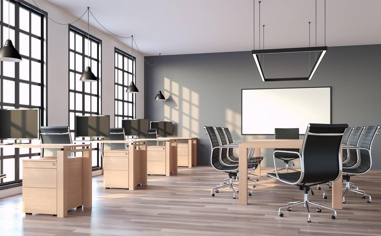 meuble entreprise bureau